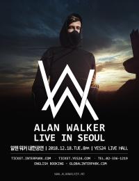 Alan Walker - Seoul, Korea