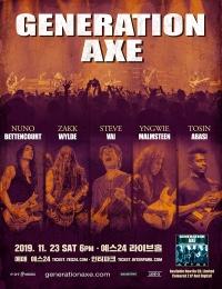 Generation Axe - Korea