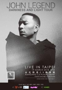 John Legend - Taipei