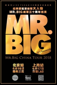 Mr.Big - China