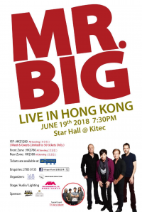 Mr. Big - Hong Kong