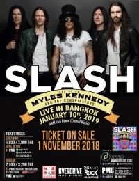 Slash - Bangkok, Thailand