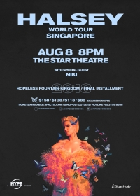 Halsey - Singapore