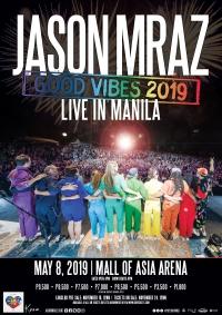 Jason Mraz - Manila, Philippines