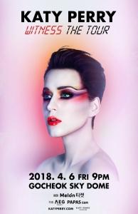 Katy Perry - Seoul, Korea
