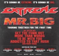 Mr. Big - Australia