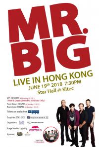 Mr. Big - Hong Kong