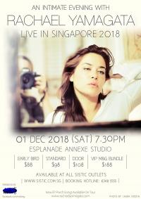 Rachael Yamagata - Singapore